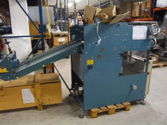 Desta PK 328 Compensating book stacker