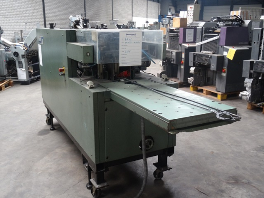 Muller Martini Webstacker 285