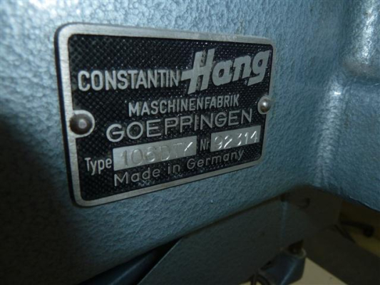Hang DTK 106