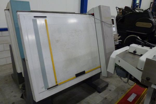 Man-Roland EPS Plate Scanner