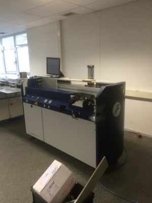 Technograf ANT 250 Pur 4502 Bindery and Finishing Perfect binders 0202010
