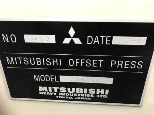 Mitsubishi Diamond 3000 LC-4 T/C
