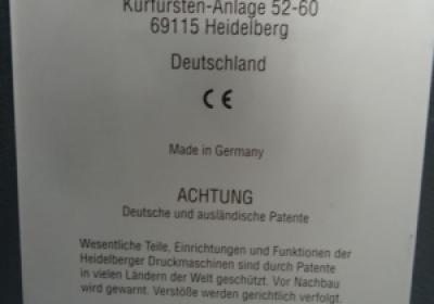 Heidelberg QM 46-2