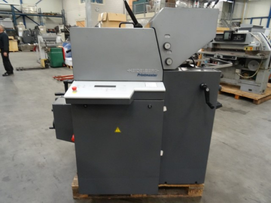 Heidelberg QM 46-2 4799  2 Colour offset press 965189