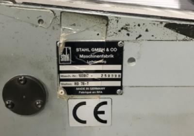 Stahl TD78 4-4
