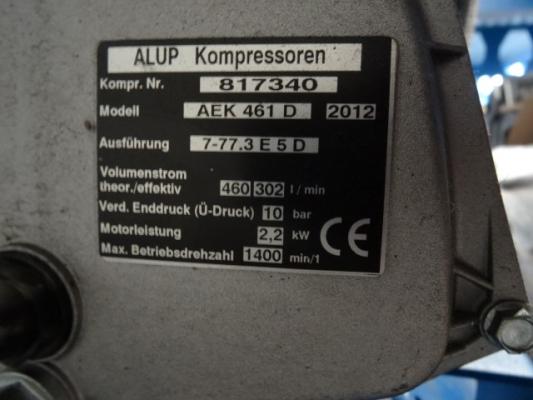 Alup AEK 461 D