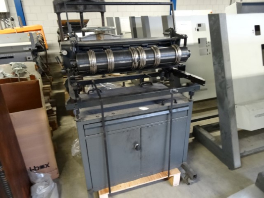 Heidelberg SM 74 Numbering Unit