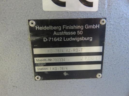 Stahl KD 78/4 KZ
