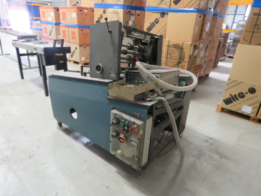 Theisen Bonitz 315N numbering unit