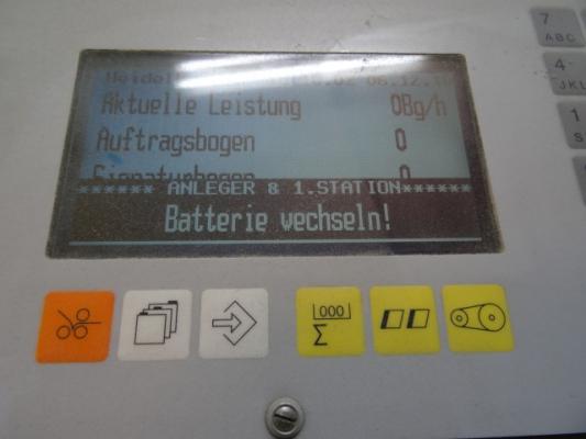 Heidelberg KD 78 KLL
