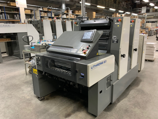 Komori Lithrone 220