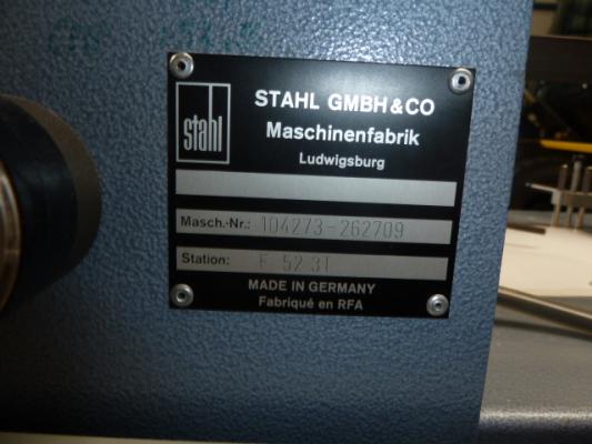 Stahl T52 3T/4  KB-F