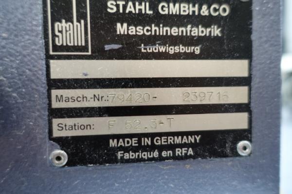 Stahl F 52-3-T