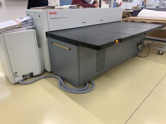 Kodak Trendsetter 1600 VLF