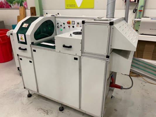 MGI UV coater