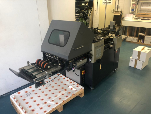 Horizon AFC 502 5146 Bindery and Finishing