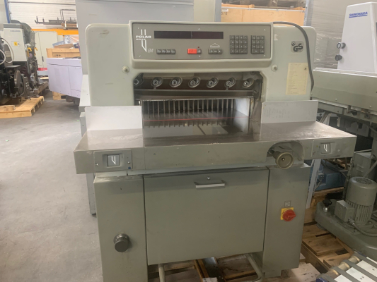 Polar 55 EM 5161 Guillotines/Cutters Guillotines Polar 5951637