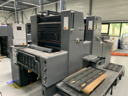 Heidelberg PM 74-2 P 5166  2 Colour offset press 741508