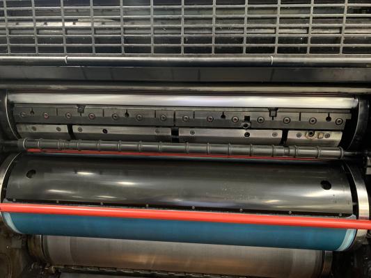 Heidelberg PM 74-2 P