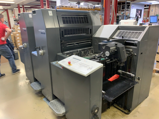 Heidelberg PM 52-2 5167  2 Colour offset press PM000318