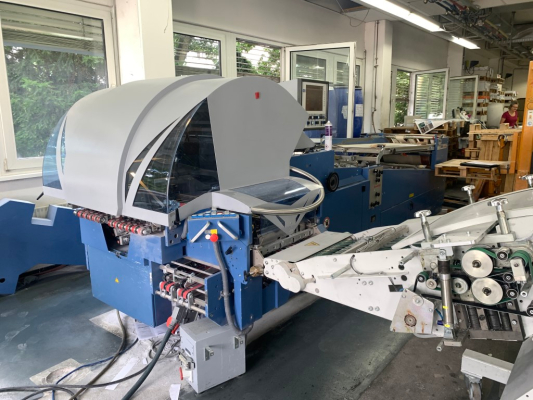 MBO K 800.2 SKTLT/6 5177 Bindery and Finishing Foldingmachines MBO 0425210