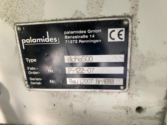 Palamides Alpha 500