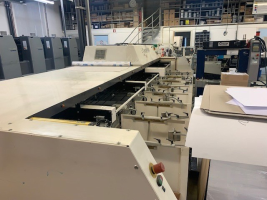 Laconda B2 5189 Bindery and Finishing Collating machines 0108C+B209