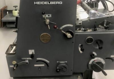 Heidelberg GTO 46-1