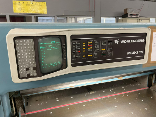 Wohlenberg 137 MCS 3 TV