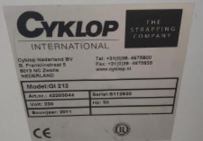 Cyklop GI 212