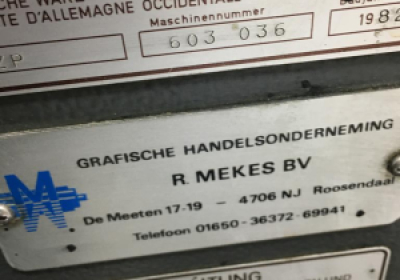 Heidelberg MOZP