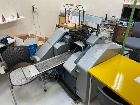 Polygraph Sewing machine