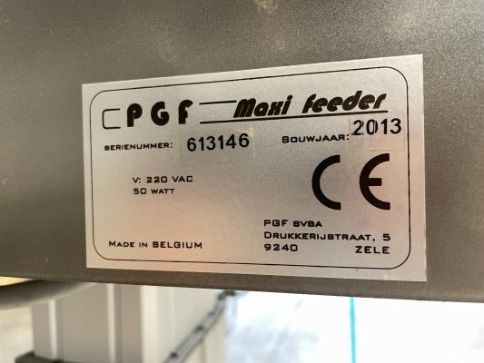 PGF Maxifeeder