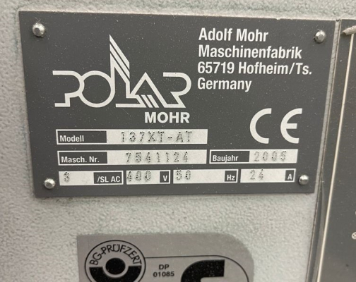 Polar 137 XT AT