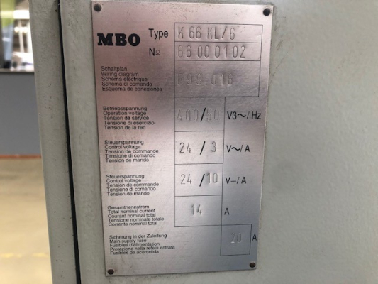 MBO K 66 KL/6