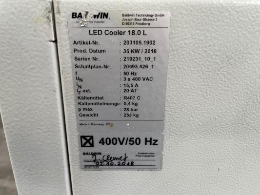 AMS Spectral UV SCM 400 LED UV Dryer